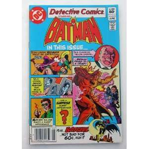 Batman Batgirl (Detective Comics Starring Batman, Vol. 46) Books