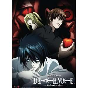 Death Note Mind Game Wall Scroll GE9877