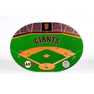 Set of 4 SAN FRANCISCO GIANTS Placemats