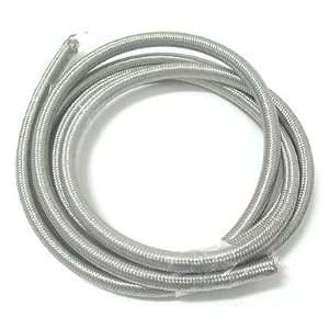 Ft Braided Stainless Steel 3/8 X 5/8 Oil/Fuel Line For Harley Davidson