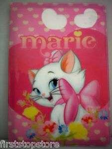 MARIE HELLO KITTY PASSPORT HOLDER COVER CASE FREE SHIP