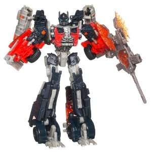 of the Moon   MechTech Voyager   Fireburst Optimus Prime Toys & Games