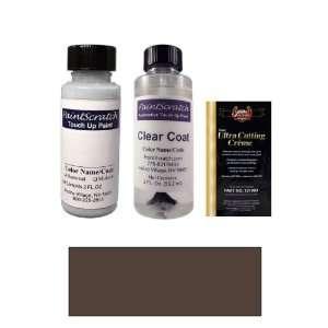 2 Oz. Cappucino Brown Metallic Paint Bottle Kit for 1991 Honda