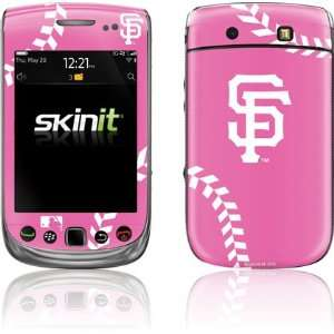 San Francisco Giants Pink Game Ball skin for BlackBerry