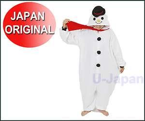 Costumes Snowman Kigurumi Japan party pajamas Genuine from Japan NEW