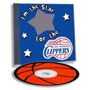 Los Angeles Clippers Game Hero Custom Sports CD  Sports