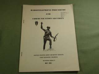 Photograph Reading U.S. Army Infantry School Fort Benning, GA 1969