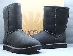 Womens UGG Boot Original Classic Short Black ORIGINAL 100%