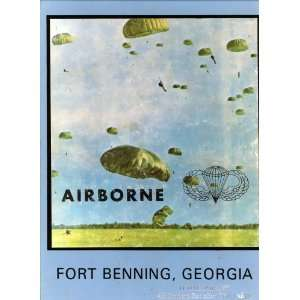 Airborne Fort Benning, Georgia 44th Company 4th Student Battalion TSB