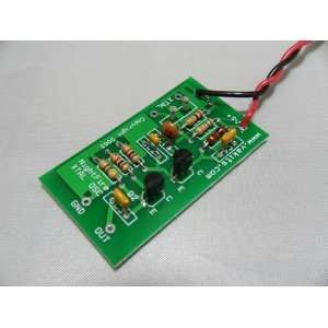 NightFire Colpitts Crystal Oscillator Kit: Electronics
