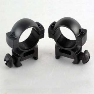 Weaver Lower Low Black Scope Rings