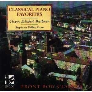 Classical Piano Favorites Piano Stephanie Felder Music