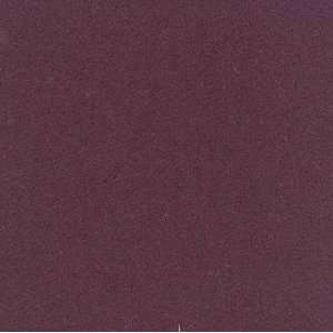 60 Wide Heavy Weight Wool Melton Burgundy Fabric By The