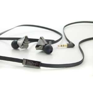 New Monster Lady Gaga HeartBeats In Ear Headphones w ControlTalk Black