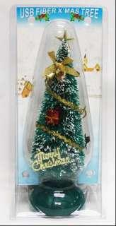 USB Christmas Tree LED decorated Gadgets