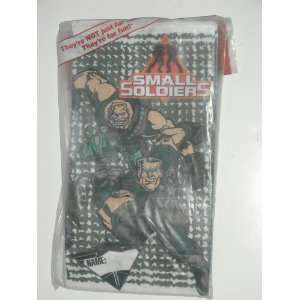 Small Soldiers Paper Lunch / Fun Bags oys & Games