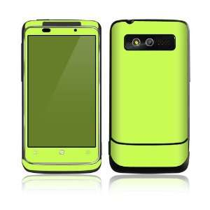 Simply Lime Decorative Skin Cover Decal Sticker for HTC 7 Trophy Cell