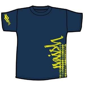 Naish Triangles Logo Short Sleeve T Shirt  Sports