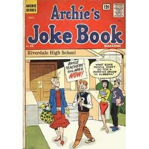 66 (Archies Joke Book Magazine, October 1962) Archie Comics Books