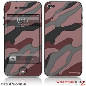 iPhone 4 Skin   Camouflage Pink (DOES NOT fit newer iPhone