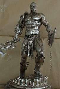 God of War Kratos Polystone Statue