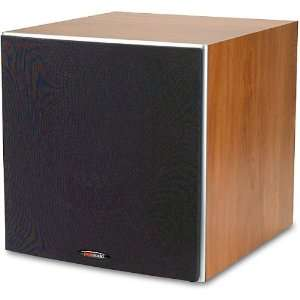 Polk Audio PSW 10   Monitor subwoofer   50 Watt   cherry
