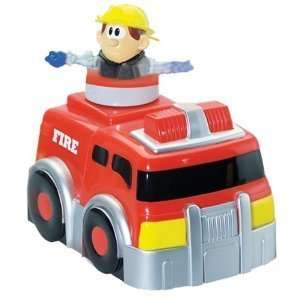 Kid Galaxy Spin N Go   Fire Truck