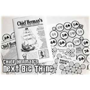 Chief Hermans Next Big Thing Toys & Games