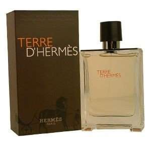 Brand New Sealed In Box Terre DHermes By Hermes 3.3oz Eau De Toilette