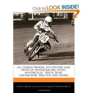 Lawnmower, Tractor, and More) (9781241003814) Beatriz Scaglia Books