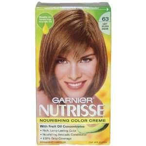 Garnier Nutrisse Hair Color 452 Chocolate Cherry Dark ...