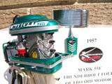 1957 Mercury Mark 55E Thunderbolt Outboard Boat Motor 1 of 500