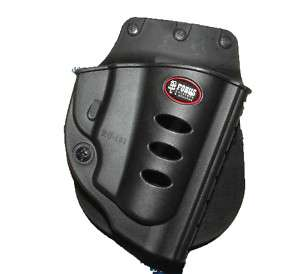 NEW RUGER LCR REVOLVER FOBUS E2 PADDLE HOLSTER Model # RU101
