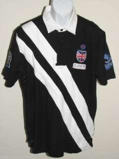 COOGI New High End Mens Black Polo Shirt Choose Sz NWT