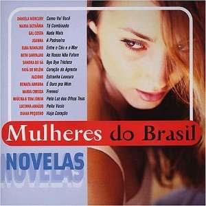 Mulheres Do Brasil Em Novelas: Various Artists: Music