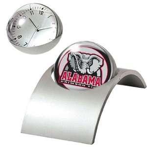 Alabama Crimson Tide NCAA Spinning Clock Sports