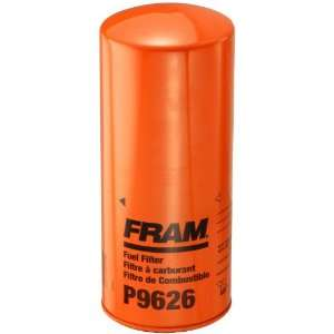 FRAM P9626 Heavy Duty Spin On Fuel Filter Automotive