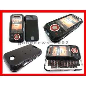 VERIZON MOTOROLA RIVAL A455 CELL PHONE COVER CASE BLACK