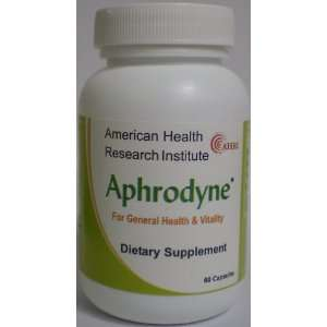 Aphrodyne   Vitality Dietary Supplement: Health & Personal