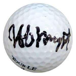 Jeff Maggert Autographed / Signed Golf Ball  Sports