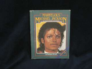 Marvelous Michael Jackson, an Unauthorized Biography