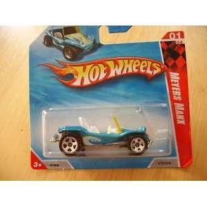 Hot Wheels Meyers Manx Race World Beach SHORT CARD #175