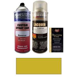Oz. Millennium Gold Pearl Metallic Spray Can Paint Kit for 2005 Toyota