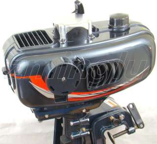 5HP OUTBOARD ENGINE MOTOR INFLATABLE FISHING BOAT