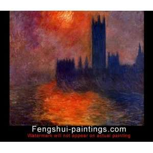 Monet Oil Paintings, Art On Canvas Reproduction Painting