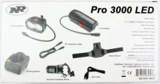 Bicycle / Bike Light Rechargeable Li Ion   NEW 702699065703