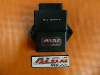 LTZ 400 KFX 400 DVX 400 ALBA RACING IGNITION CDI