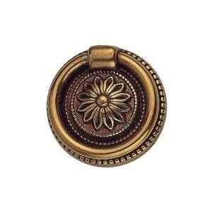 Bosetti Marella 100191.54 Louis XVI 1.46 Brass Drop Pull