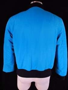 Adidas Jeremy Scott ObyO Reversible Bullet Bomber Jacket LARGE L $250