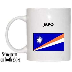 Marshall Islands   JAPO Mug: Everything Else